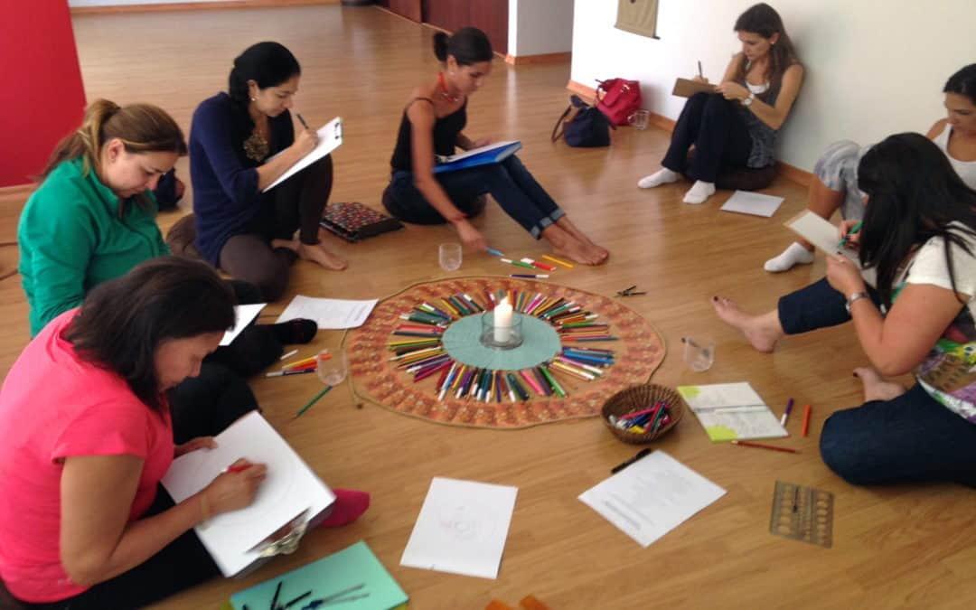 Beneficios del proceso de creación de Mandalas Intuitivos