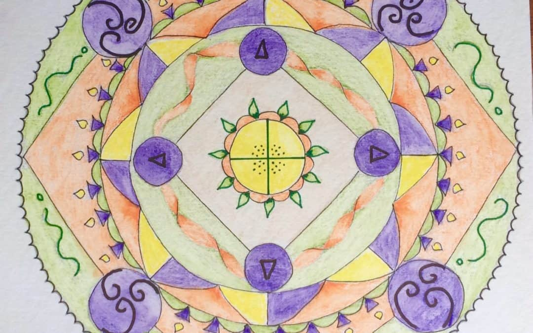 El poder de los símbolos en el Mandala
