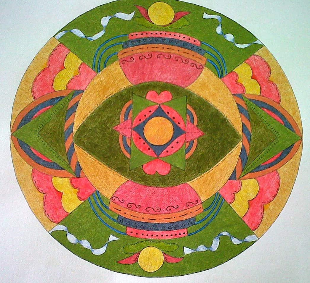 Mandala: Dulce Rendición