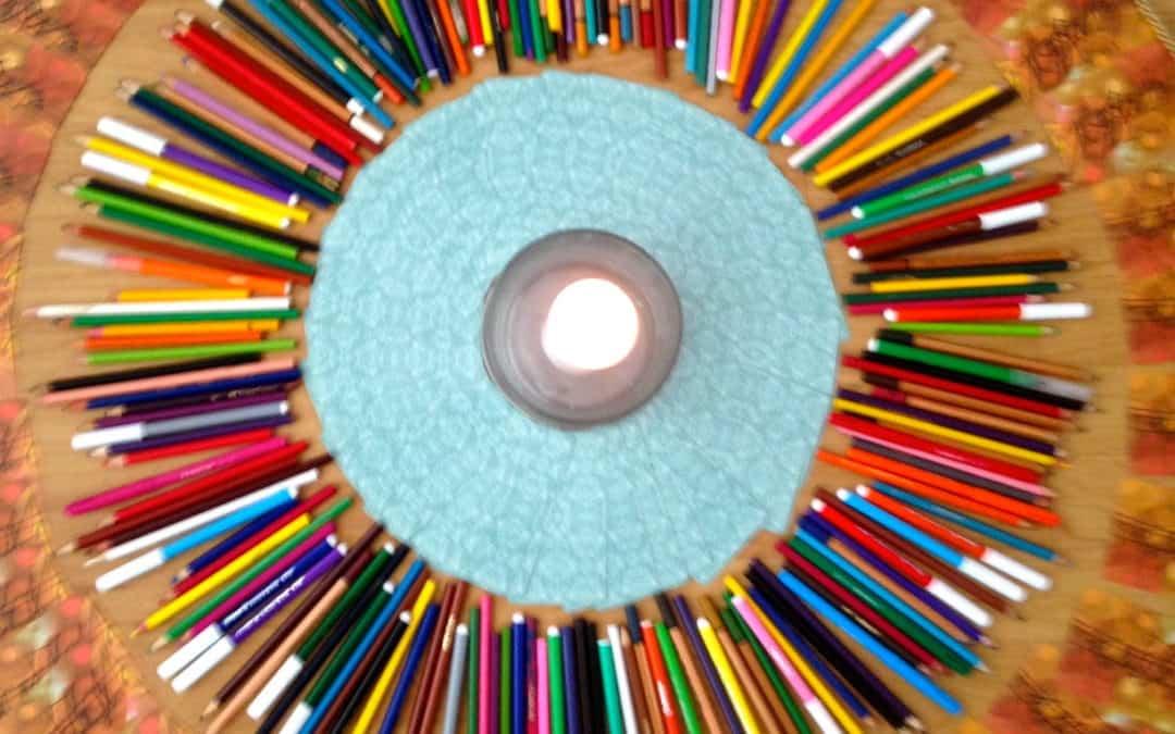 Curso online: Círculo Mandala Intuitivo