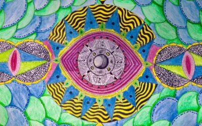 ¿Por qué utilizo el círculo (mandala) como eje de mi terapia en vez de otras expresiones artísticas?